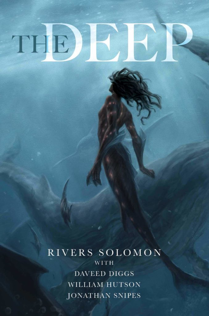 Cover of The Deep by Rivers Solomon