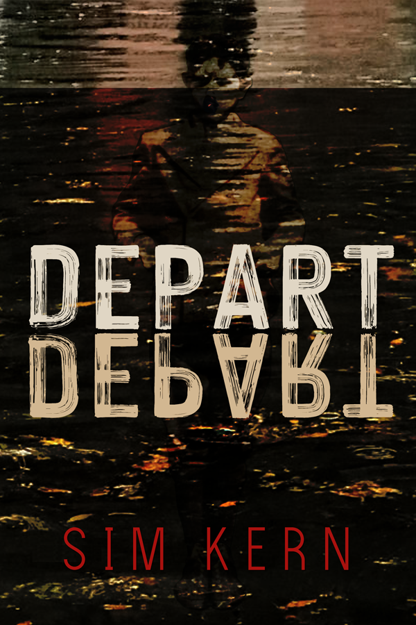 Cover of Sim Kern's Depart, Depart!