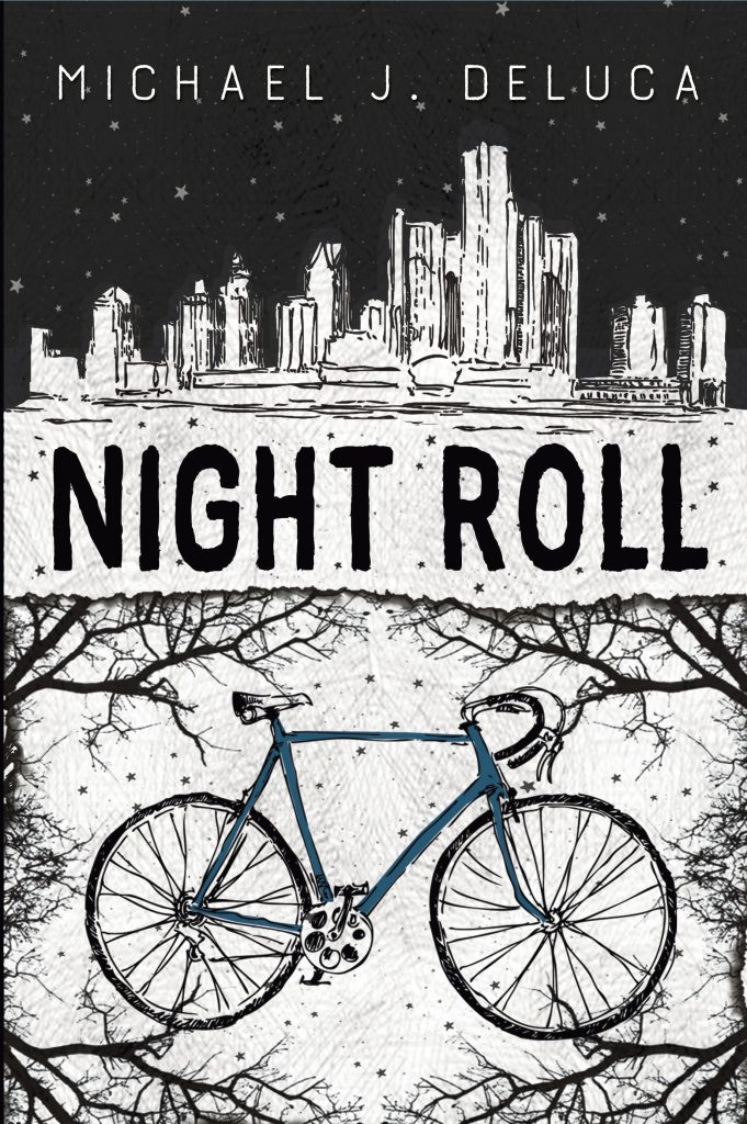 Cover of Michael J. DeLuca's Night Roll