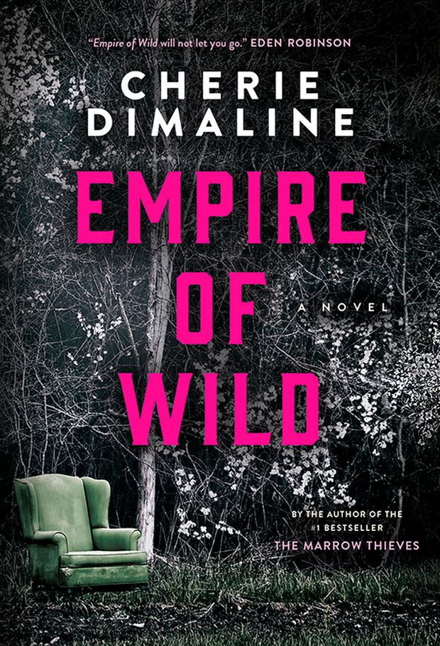 Cover of Cherie Dimaline's The Empire of Wild.