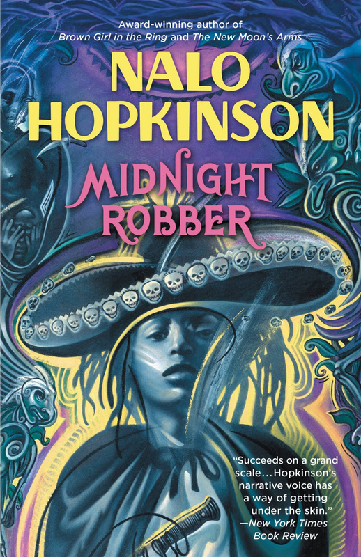 Cover of Nalo Hopkinson's Midnight Robber