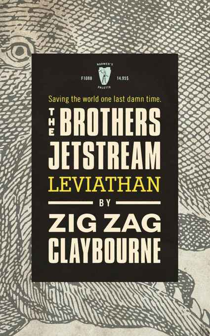 Cover of ZZ Claybourne's The Brothers Jetstream