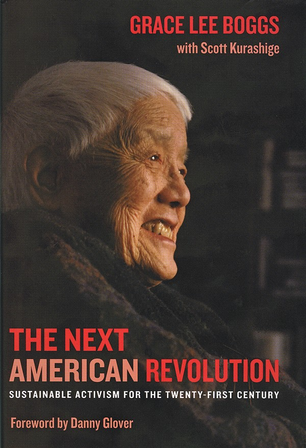 cover of The Next American Revolution by Grace Lee Boggs