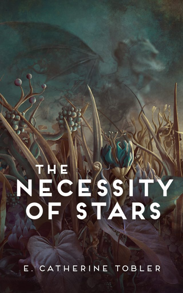 Cover of E. Catherine Tobler's A NECESSITY OF STARS